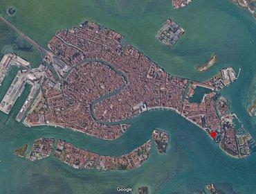 Foto aerea Google Maps