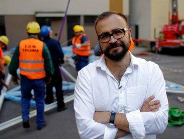 Jakub Szczesny architect