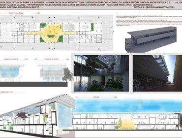 Tav 4 - nuovo edificio blocco a