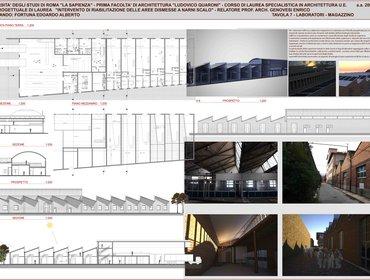 Tav 7 - nuovo edificio blocco b