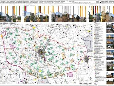 Tavola 03 analisi storico insediativa