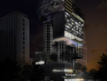 Mixed use_Tower_in_Madrid_00