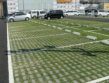 Green parking lots_50