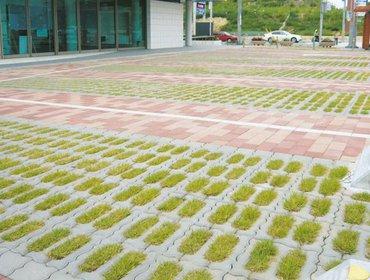 Green parking lots_70