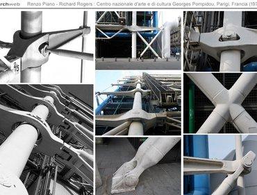 Centre pompidou_details