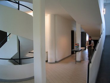 Villa Savoye interni 003
