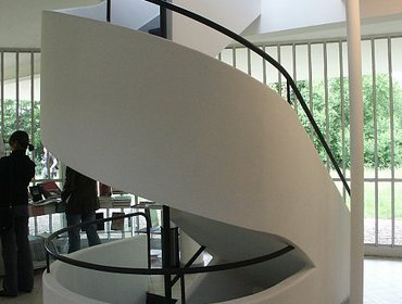 Villa Savoye interni 004