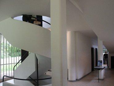 Villa Savoye interni 011