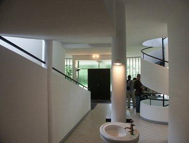 Villa Savoye interni 013