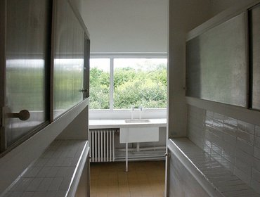 Villa Savoye interni 022
