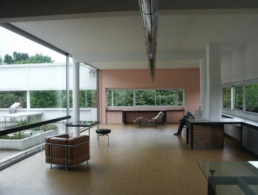 Villa Savoye interni 028