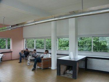 Villa Savoye interni 030