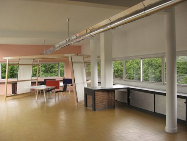 Villa Savoye interni 034