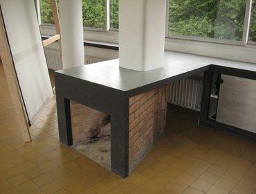 Villa Savoye interni 035