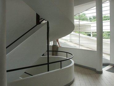 Villa Savoye interni 038