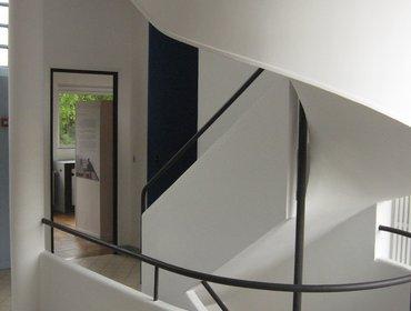 Villa Savoye interni 043