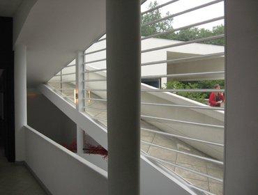 Villa Savoye interni 045