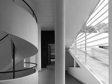Villa Savoye interni 048