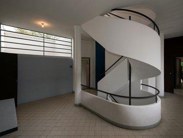 Villa Savoye interni 049