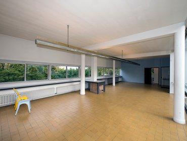 Villa Savoye interni 050