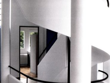 Villa Savoye interni 053