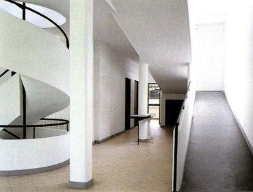 Villa Savoye interni 054