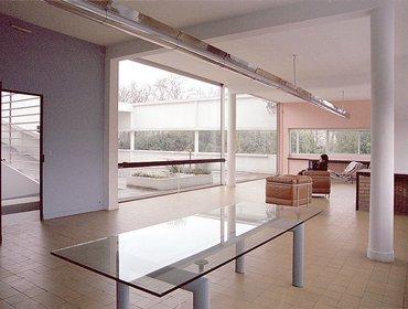 Villa Savoye interni 056