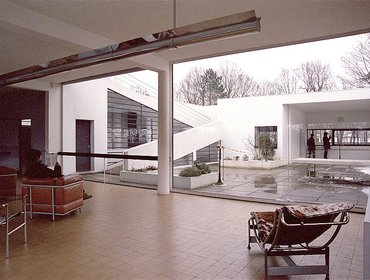 Villa Savoye interni 057