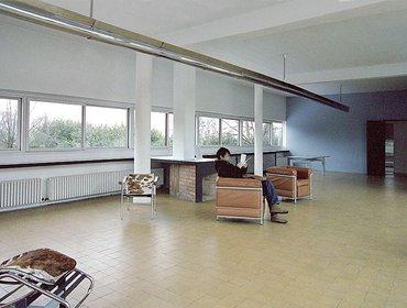 Villa Savoye interni 058