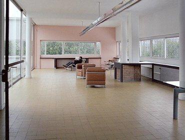 Villa Savoye interni 059