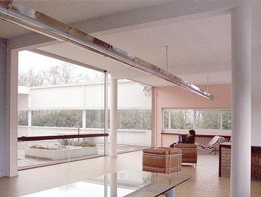 Villa Savoye interni 060
