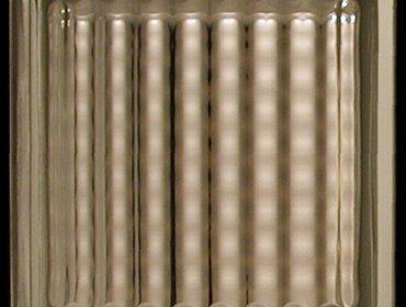 mattone di vetro