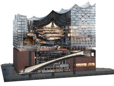 Elbphilharmonie graphics