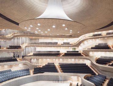 Elbphilharmonie interior 1