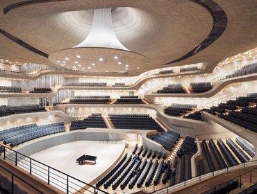 Elbphilharmonie interior 2