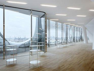 Elbphilharmonie interior 5