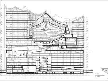 Elbphilharmonie section 1