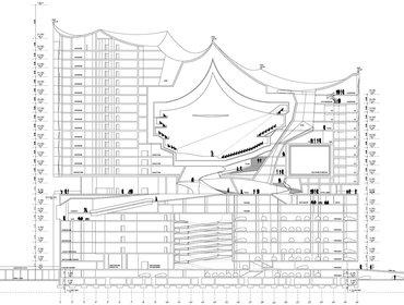 Elbphilharmonie section 2