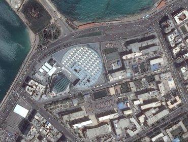 Alexandria_Library_aerial