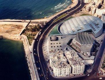 Bibliotheca Alexandrina 02