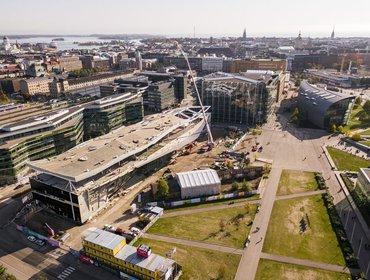 Helsinki Central Library construction_2