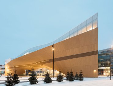 Helsinki Central Library external_05