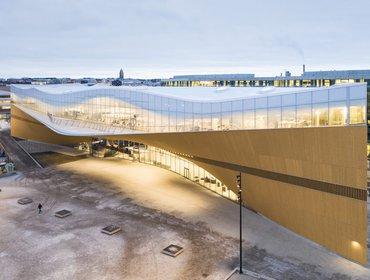 Helsinki Central Library external_06