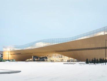 Helsinki Central Library external_07