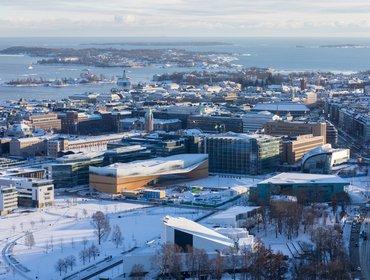 Helsinki Central Library external_11