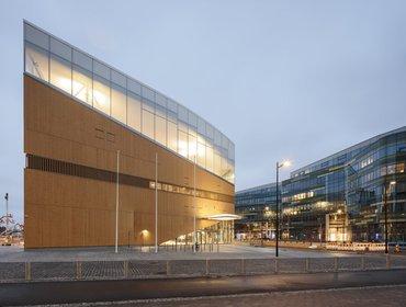 Helsinki Central Library external_12