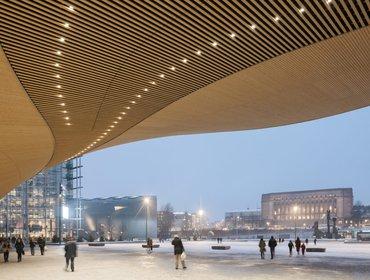 Helsinki Central Library external_13