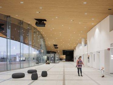 Helsinki Central Library interior_03