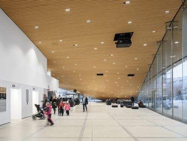 Helsinki Central Library interior_05