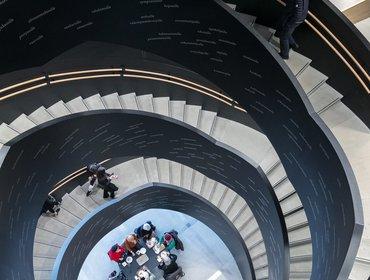 Helsinki Central Library interior_07